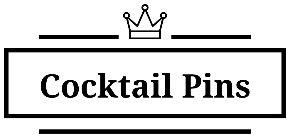 Cocktail Pins