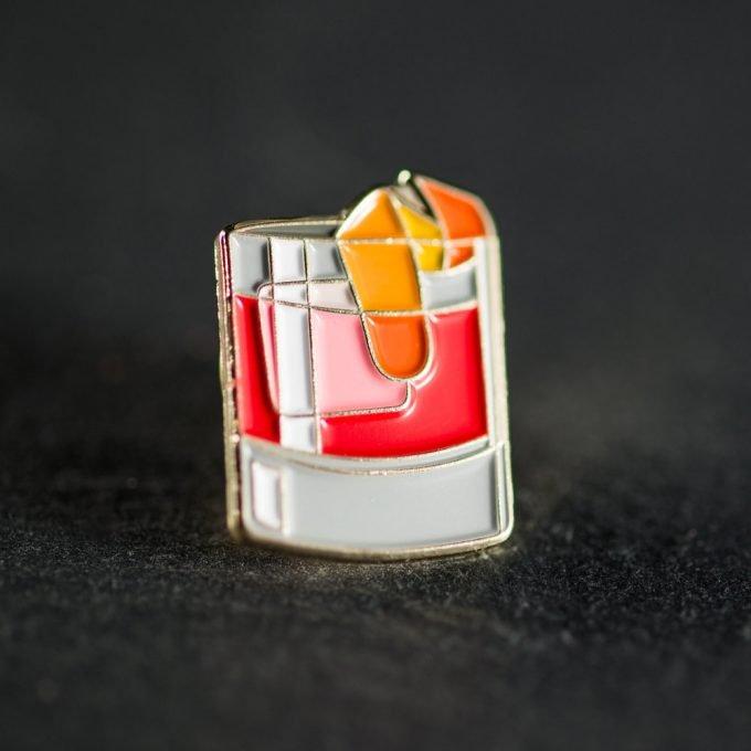 Negroni Gin Pin