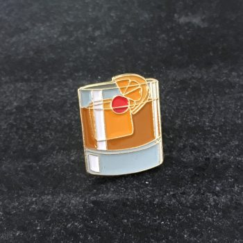 Old Fashioned Pin